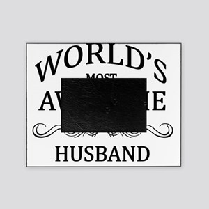 Awesome Wife Picture Frames Cafepress