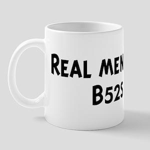 Men eat B52s Mug