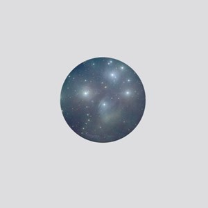 Cosmic Pleiades Mini Button