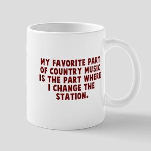Favorite Part of Music Mug