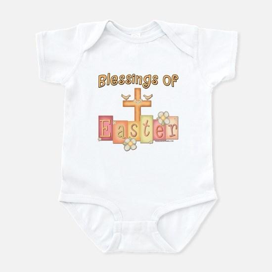Easter Religion Blessings Infant Bodysuit