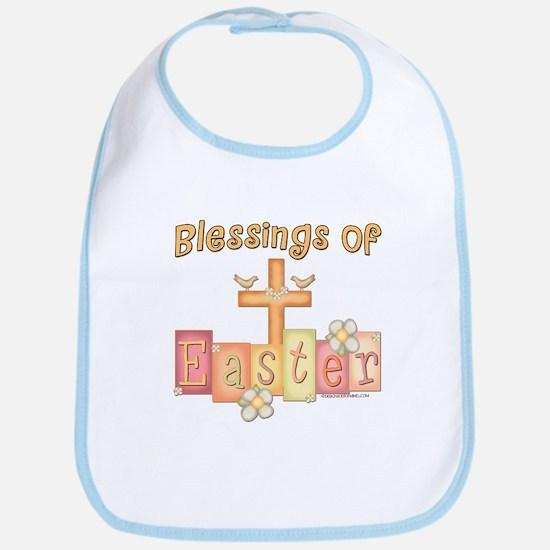Easter Religion Blessings Bib