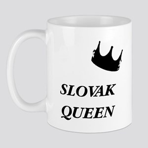 Slovak Queen Mug