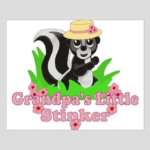 Grandpas Little Stinker Girl Posters