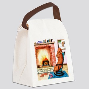 Hearthside Canvas Lunch Bag
