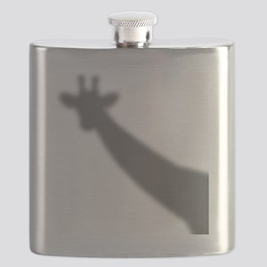 Giraffe Shadow Flask