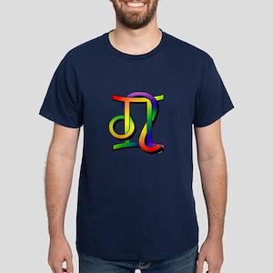 GLBT Gemini & Leo Dark T-Shirt