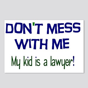 My Kid's a Lawyer Postcards (Package of 8)