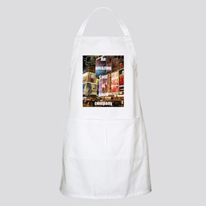 An amazing cast is good company Apron