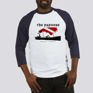 The Papoose Baseball Jersey