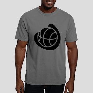 j0325764_BLACK Mens Comfort Colors Shirt