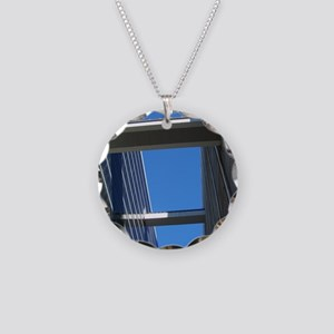 Sky Alley Necklace Circle Charm