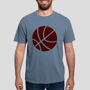 sl01042_CRIMSON Mens Comfort Colors Shirt