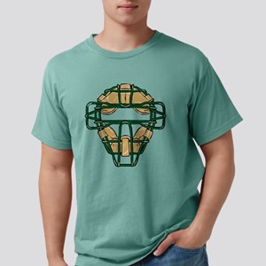 32211880_GREEN Mens Comfort Colors Shirt