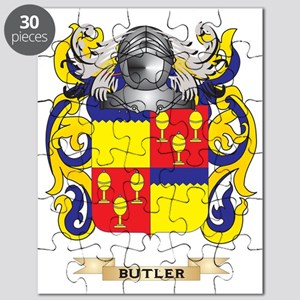 Butler Coat of Arms Puzzle