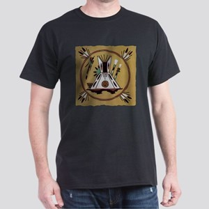 Sand Painting-2 Dark T-Shirt
