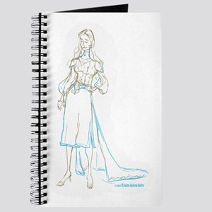 Fasion Gown Sketch Journal