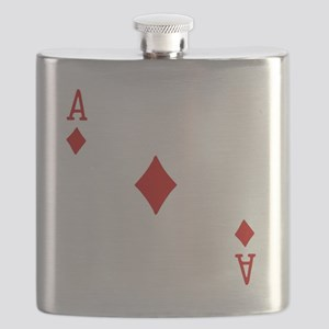 Ace of Diamonds Flask