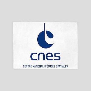 CNES 5'X7'area Rug