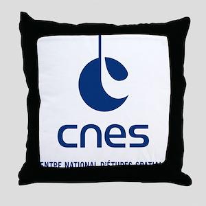 CNES Throw Pillow