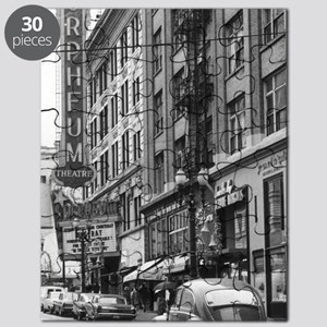 Old Broadway Puzzle