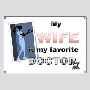 My Wife Banner