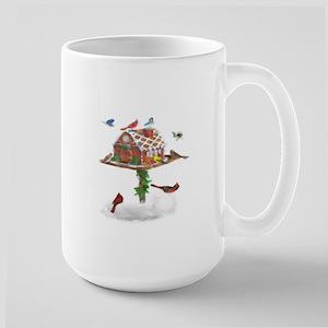 Ginger-Bird Large Mug