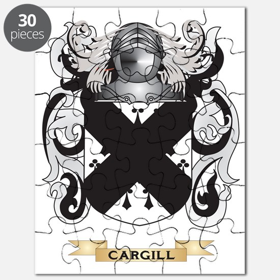 cargill Coat of Arms Puzzle
