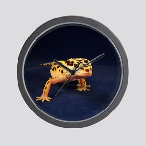 Leopard Gecko 1 Wall Clock