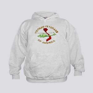 Vietnam Veterans of America Chopper Kids Hoodie
