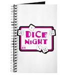Dice Night Journal