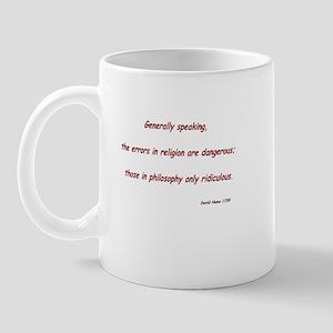 David Hume Gifts Mug