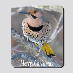 Northern (Common) Flicker Mousepad