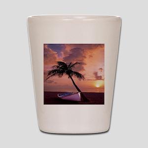 Beach Sunset4799SQ Shot Glass