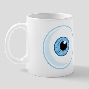 pair of eyeballs Mug