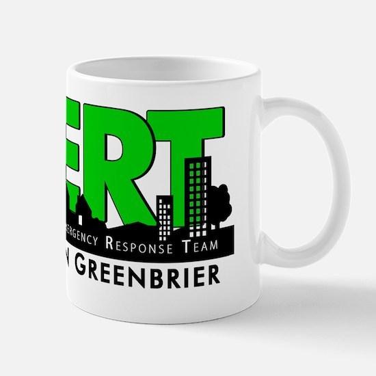 CERT Logo Mug