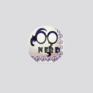 Nerd Art Mini Button