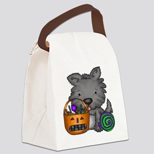 Happy Halloween 6 Canvas Lunch Bag
