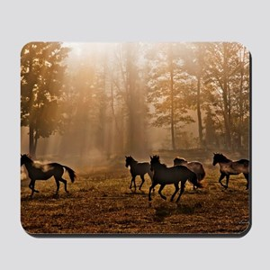 Heavenly Light Mousepad