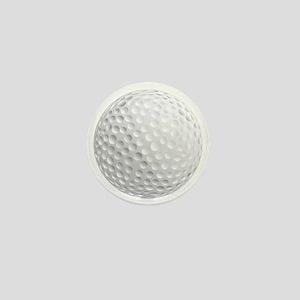 golf ball Mini Button