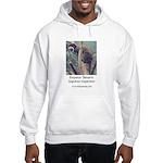Emperor Tamarin Hooded Sweatshirt