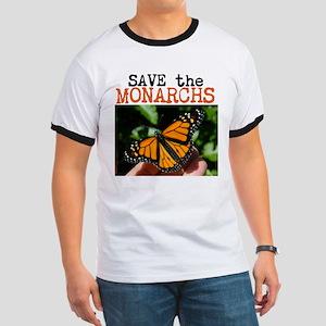 Organic Men's Save The Monarchs T-Shirt