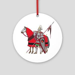 Dark Horde Round Ornament