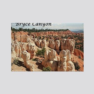 Bryce Canyon, Utah, USA 8 (captio Rectangle Magnet