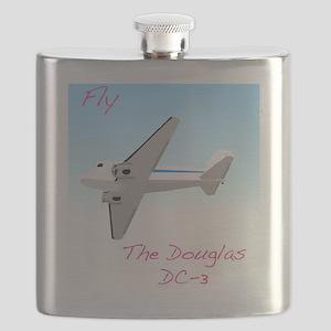 Douglas DC3 Flask