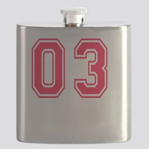 3 year aged to perfection designs Flask