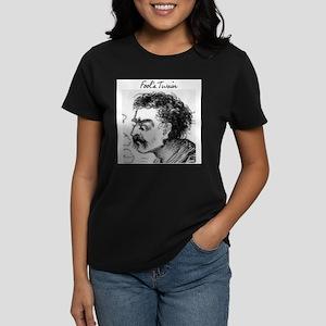 Twain's Fool Women's Dark T-Shirt
