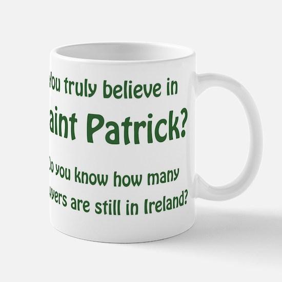 St Patrick's Legacy Mug