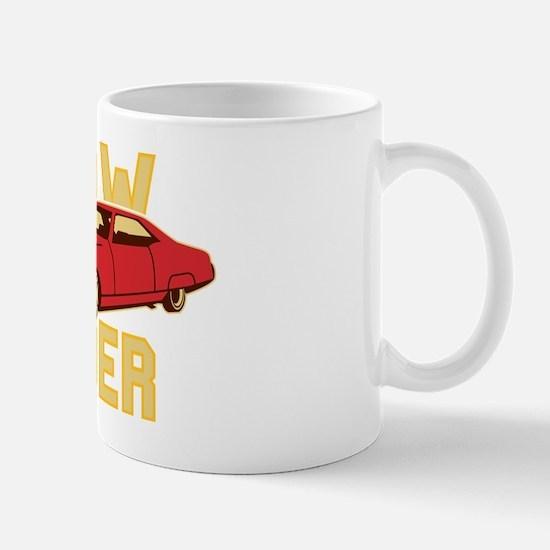 old school Lowrider Mug