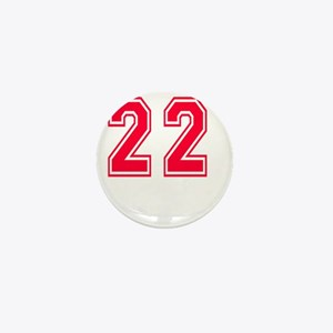 22 year aged to perfection designs Mini Button